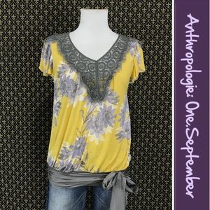 """Anthro """"Changeable Skies Top"""" by One.September"""